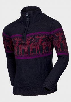 OVS Boys High Neckline Knitted Jumper (2/3y-7/8y) - 12 pack