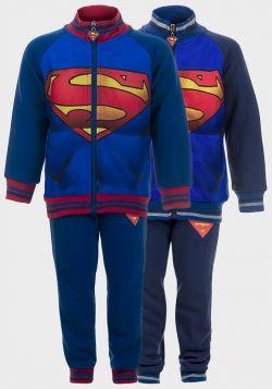 Superman Design Boys 2-piece Tracksuit (4y-12y) - 12 pack