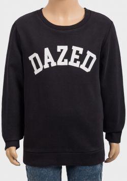 Minoti Boys Fleece Lined Dazed Sweatshirt (8/9y-12/13y) - 10 pack
