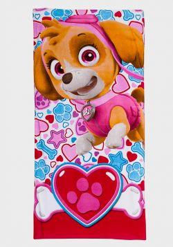 Nickelodeon Paw Patrol Girls Quick Dry Cotton Towel - 6 pack